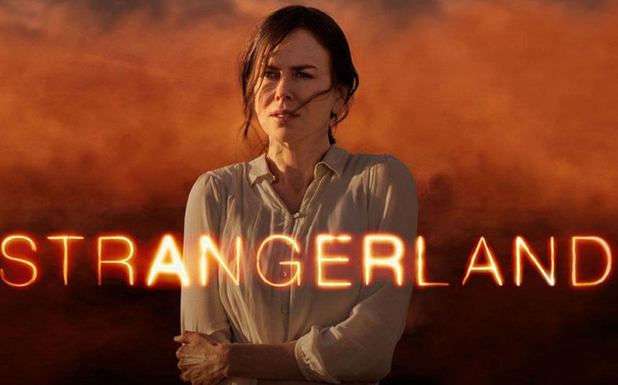 strangerland trama cast