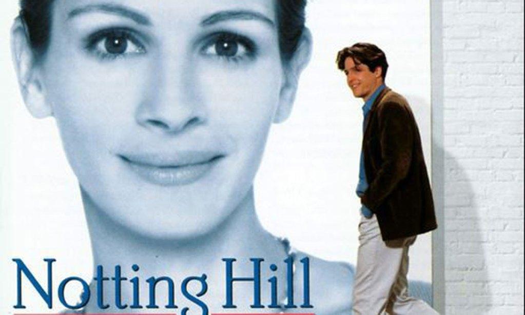 notting hill trama cast curiosità