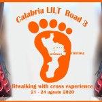 Calabria LiltRoad 3: dal 21 al 24 agosto tre fitwalker in cammino per sostenere la prevenzione oncologica