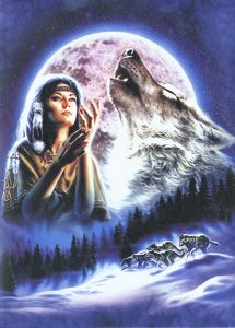 Native American Werewolves