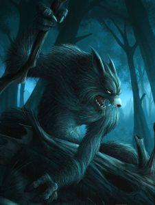 Werewolf Kerem Beyit