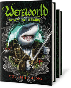 Wereworld Books On sale