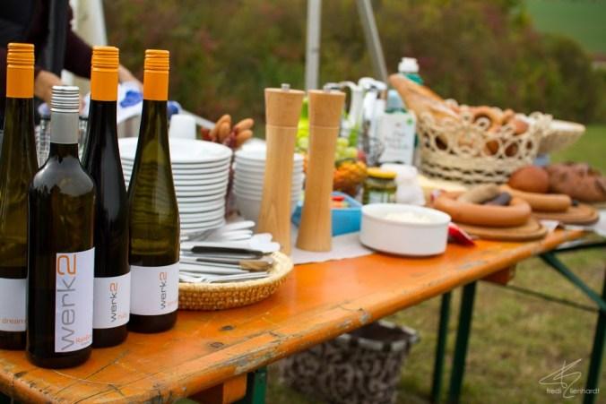 Weinlese - Winzerfest mit praktischer Anleitung im werk2