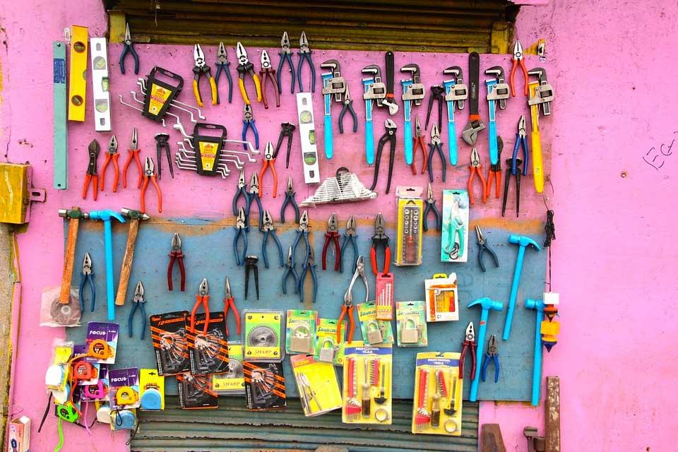 Zangen Werkzeug