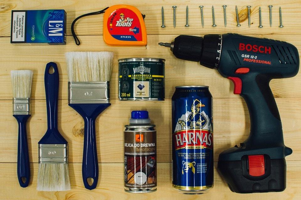 Einrichten-Werkzeug