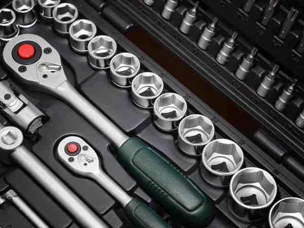 15338320 – toolbox close up
