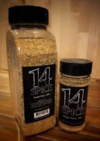 14 Spice Bottles
