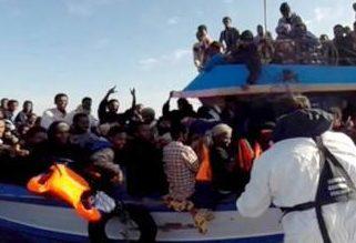 Lybien fordert Geld für Flüchtlinge