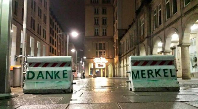 Die Demontage des Rechtsstaates durch die Flüchtlingspolitik – Vera Lengsfeld