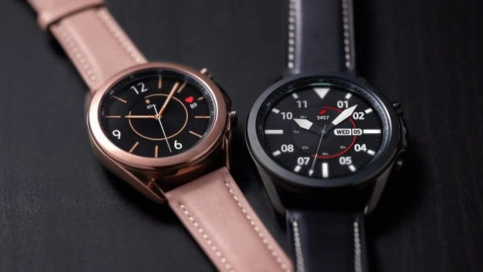 Samsung Galaxy Watch 3 confronto
