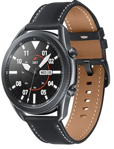 Samsung Galaxy Watch 3 fronte
