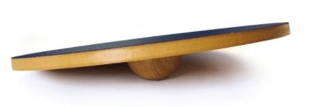 Migliorare la forza e la coordinazione con le tavolette propriocettive