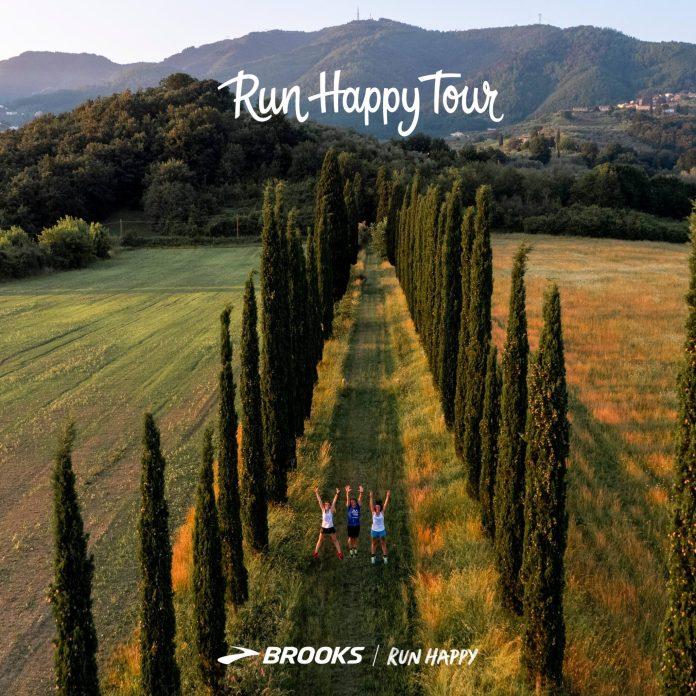 Alla scoperta dell'Italia con il Run Happy Tour di Brooks