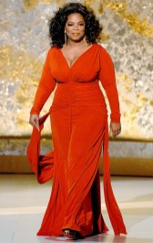 Oprah at the 2008 Emmy Awards