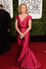 Jessica Lange attends the 72nd annual Golden Globe Awards
