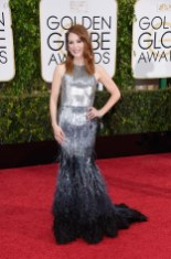 Julianne Moore attends the 72nd annual Golden Globe Awards