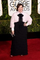 Melisa Mccarthy attends the 72nd annual Golden Globe Awards