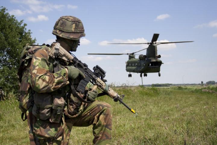 WDH werving en selectie bureau voor defensie personeel