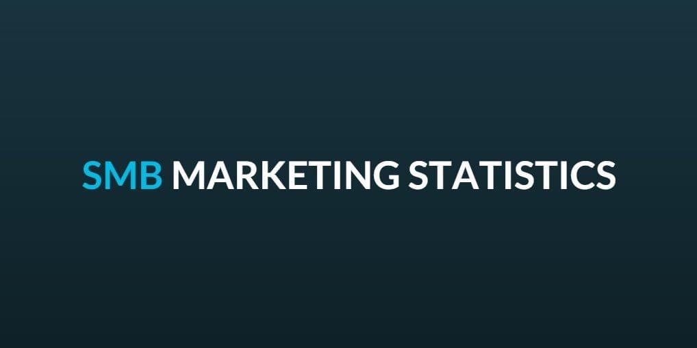 SMB Marketing Statistics