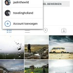 multiple instagram accounts