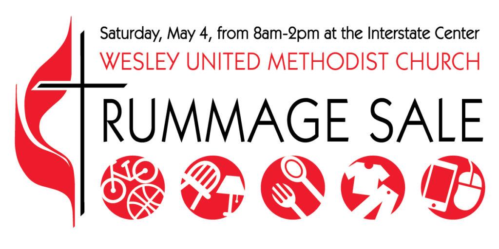 2019 Wesley Rummage Sale   Wesley United Methodist Church