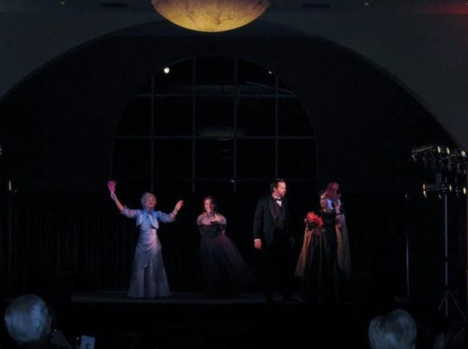 As Eisenstein in El Paso Opera's Die Fledermaus