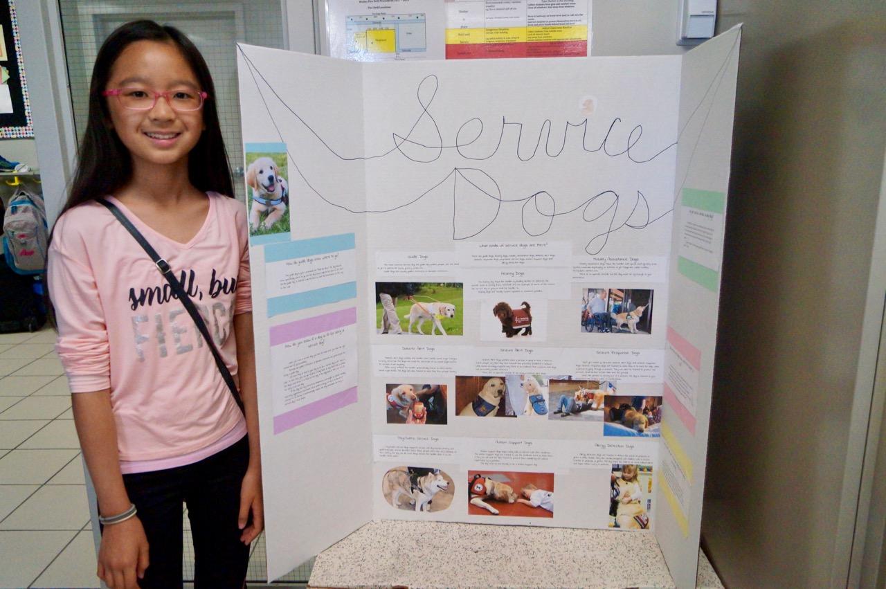 Grade 6 Genius Hour