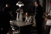 """MARVEL'S AGENTS OF S.H.I.E.L.D. - """"The Things We Bury"""" - Coulson and team find themselves in an epic face-off against Hydra to uncover an ancient secret, while Ward kidnaps his brother, Senator Christian Ward, for a violent trip down memory lane, on """"Marvel's Agents of S.H.I.E.L.D.,"""" TUESDAY, NOVEMBER 18 (9:00-10:00 p.m., ET) on the ABC Television Network. (ABC/Kelsey McNeal) EIJIRO OZAKI, REED DIAMOND"""