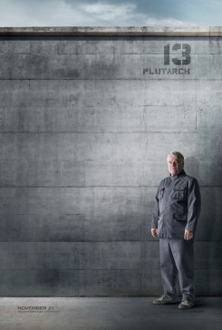 The Hunger Games: Mocking Jay Part 1 Box Office (Plutarch Citizen Poster)