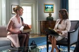 "STATE OF AFFAIRS -- ""Pilot"" -- Pictured: (l-r) Katherine Heigl as Charleston Tucker, Alfrie Woodard as President Constance Payton -- (Photo by: Michael Parmelee/NBC)"