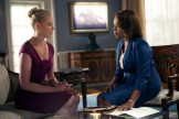 "STATE OF AFFAIRS -- ""Secrets & Lies"" Episode 102 -- Pictured: (l-r) Katherine Heigl as Charleston Tucker, Alfre Woodard as President Constance Payton -- (Photo by: Neil Jacobs/NBC)"