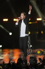 ONE DIRECTION: THE TV SPECIAL -- Pictured: Liam Payne of the band One Direction -- (Photo by: Jeff Daly/NBC)