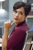 """EMPIRE: Anika (Grace Gealey) in the """"Outspoken King"""" episode of EMPIRE airing Monday, Jan. 14 (9:00-10:00 PM ET/PT) on FOX. ©2014 Fox Broadcasting Co. CR: Chuck Hodes/FOX"""