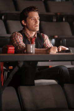 """GLEE: Will (Matthew Morrison) in the first part of the special two-hour """"Loser Like Me/Homecoming"""" Season Premiere episode of GLEE on Friday, Jan. 9 (8:00-10:00 PM ET/PT) on FOX. ©2014 Fox Broadcasting Co. CR: Tyler Golden/FOX"""