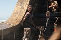 Black Sails Luke Arnold 2 (as John Silver)