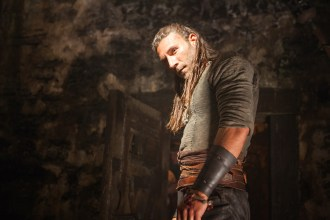 Black Sails Zach McGowan (Captain Charles Vane)