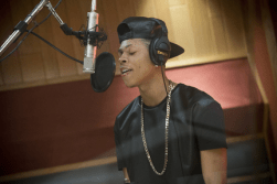 EMPIRE: Hakeem (Bryshere Gray) rehearses in the premiere episode of EMPIRE airing Wednesday, Jan. 7 (9:00-10:00 PM ET/PT) on FOX. ©2014 Fox Broadcasting Co. CR: Chuck Hodes/FOX