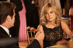 """PARKS AND RECREATION -- """"2017"""" Episode 701 -- Pictured: Amy Poehler as Leslie Knope -- Photo by: (Ben Cohen/NBC)"""