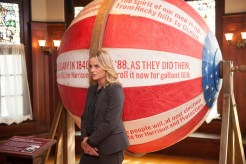 """PARKS AND RECREATION -- """"William Henry Harrison"""" Episode 705 -- Pictured: Amy Poehler as Leslie Knope -- (Photo by: Colleen Hayes/NBC)"""