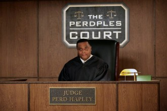 """PARKS AND RECREATION -- """"GryzzlBox"""" Episode 706 -- Pictured: Jay Jackson as Perd Hapley -- (Photo by: Ben Cohen/NBC)"""