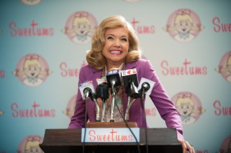 """PARKS AND RECREATION -- """"Save JJ's"""" Episode 707 -- Pictured: Susan Yeagley as Jessica Wicks -- (Photo by: Colleen Hayes/NBC)"""