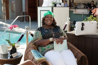 """PARKS AND RECREATION -- """"Save JJ's"""" Episode 707 -- Pictured: Retta as Donna Meagle -- (Photo by: Colleen Hayes/NBC)"""