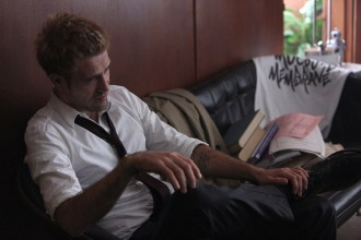 "CONSTANTINE -- ""A Whole World Out There"" Episode 111 -- Pictured: Matt Ryan as Constantine -- (Photo by: Annette Brown/NBC)"