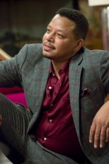 "EMPIRE: Lucious (Terrence Howard) has a moment in the ""Dangerous Bonds"" episode of EMPIRE airing Wednesday, Feb. 4 (9:00-10:00 PM ET/PT) on FOX. ©2014 Fox Broadcasting Co. CR: Chuck Hodes/FOX"