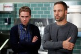 """MARVEL'S AGENTS OF S.H.I.E.L.D. - """"Aftershocks"""" - In the midseason premiere, """"Aftershocks,"""" Coulson's team must deal with the consequences of their war with Hydra as shocking revelations threaten to tear them apart, and Hydra makes a dangerous move that may involve a traitor in S.H.I.E.L.D.'s midst. """"Marvel's Agents of S.H.I.E.L.D."""" returns for a dynamic, action-packed second half of season two, TUESDAY, MARCH 3 (9:00-10:00 p.m., ET) on the ABC Television Network. (ABC/Kelsey McNeal) IAIN DE CAESTECKER, NICK BLOOD"""