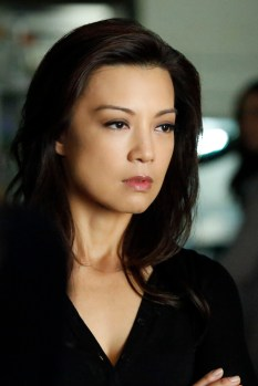 """MARVEL'S AGENTS OF S.H.I.E.L.D. - """"Aftershocks"""" - In the midseason premiere, """"Aftershocks,"""" Coulson's team must deal with the consequences of their war with Hydra as shocking revelations threaten to tear them apart, and Hydra makes a dangerous move that may involve a traitor in S.H.I.E.L.D.'s midst. """"Marvel's Agents of S.H.I.E.L.D."""" returns for a dynamic, action-packed second half of season two, TUESDAY, MARCH 3 (9:00-10:00 p.m., ET) on the ABC Television Network. (ABC/Kelsey McNeal) MING-NA WEN"""