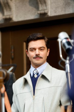 "MARVEL'S AGENT CARTER - ""Valediction"" - Peggy faces the full fury of Leviathan, as Howard Stark makes his return in the explosive season finale of ""Marvel's Agent Carter,"" TUESDAY, FEBRUARY 24 (9:00-10:00 p.m., ET) on the ABC Television Network. (ABC/Kelsey McNeal) DOMINIC COOPER"