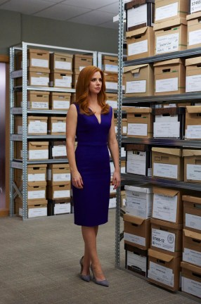 "PHOTOS: Preview Tonight's 'Suits' Season 4, Episode 15 ""Intent"""