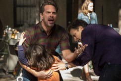 "THE SLAP -- ""Hector"" Episode 101 -- Pictured: (l-r) Thomas Sadoski as Gary, Peter Sarsgaard as Hector -- (Photo by: Virginia Sherwood/NBC)"
