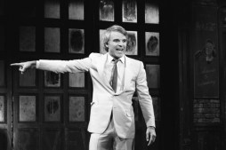 SNL 40TH ANNIVERSARY SPECIAL -- Season 5, Episode 1 -- Pictured: Steve Martin during the monologue on October 13, 1979 -- (Photo by: Fred Hermansky/NBC)